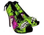 zombie shoes