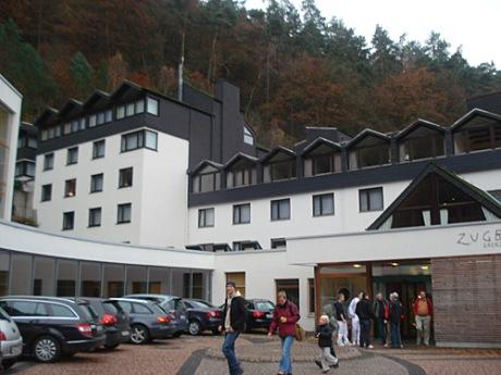 Hotel Zugbrücke