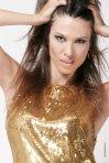 Solange Magnano, former Miss Argentina