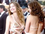 With Laetitia Casta